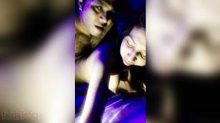 Desi paramours XXX selfie sex episode