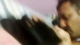 Hot Desi pair selfie sex MMS clip scandal