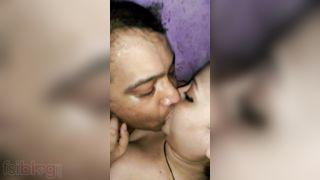 Horny Hindi Bhabhi sex with her tenant