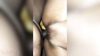 Desi pussy fucking XXX MMS episode