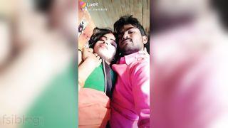 Dehati XXX Phone sex video leaked online