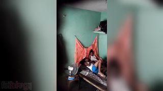 Hidden webcam Dehati sex video oozed online