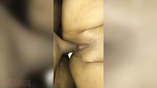 Hawt hairless slit fucking Indian XXX sex MMS