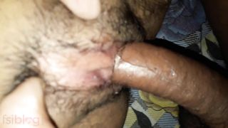 Hawt hawt Bhabhi sex with her husbands lengthy time ally