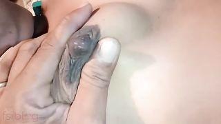 Desi aunty creampie sex with her neighbour