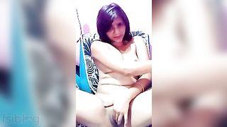 Hardcore Desi muff masturbation selfie movie scene