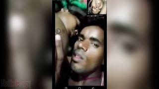 Dehati pair live show phone sex movie scene