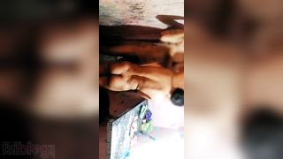 XXX Indian bathroom sex action