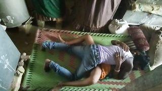 Hidden webcam Bihari pair sex movie scene