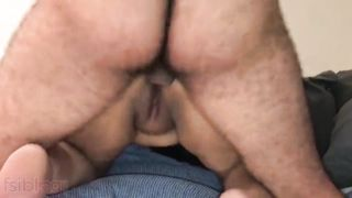 Desi corpulent Bhabhi can't live without large fat schlong sucking