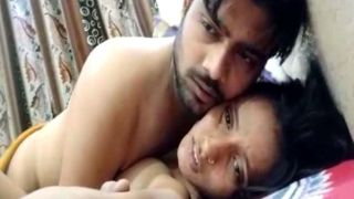 Indian PLAYGIRL painful sex session with her bf