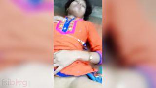 Desi GF outdoor sex with her boyfriend MMS