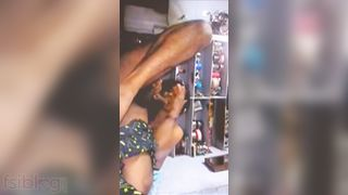 Cute Indian Desi wife sex with spouse