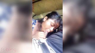 Punjabi cutie sexy blowjob MMS clip