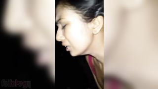 Indian BABE anal sex movie MMS