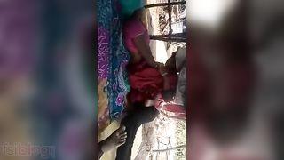 Bihari Randi group sex MMS video