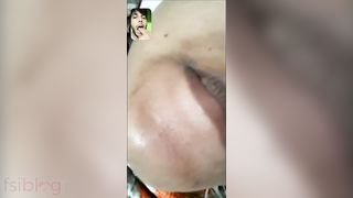 Indian girl hot selfie clip to ignite your sex mood