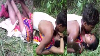 Local outdoor sex clip goes online