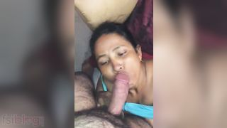 Aged Desi Randi sex with her customer MMS video