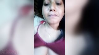 Desi wet pussy show movie shared with her bf