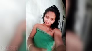 Indian wife exposed MMS video shared online