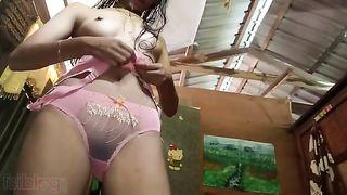 Manipuri village cutie MMS solo show episode