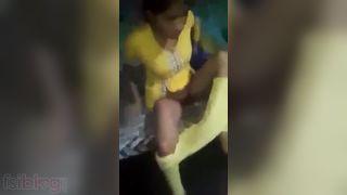 Dehati XXX sex video of an village incest couple