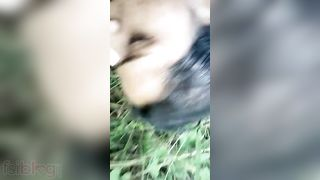 Dehati bawdy cleft fucking outdoors video scandal
