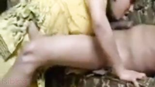 Dick hungry Bhabhi getting wicked with her Devar