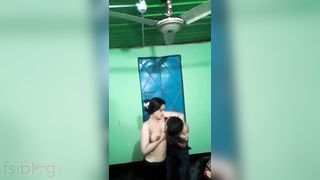 Sexually excited Bangladeshi paramours sex episode