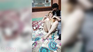 Erotic Desi naked dance show MMS movie scene