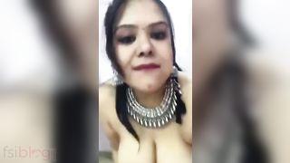 Mallu large boob show episode