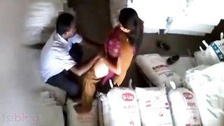 Hidden-cam Bangla sex clip exposed online
