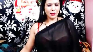 Christmas peculiar sex movie scene