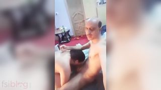 Pakistani home sex scandal oral pleasure episode