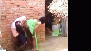 OMG best Desi sex ! This slut indian village slut cheating husband
