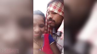 XXX Scandal leaked Indian tribal couple sex MMS video