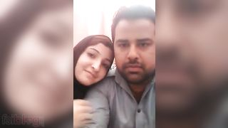 Pakistani couple XXX MMS video scandal leaked online