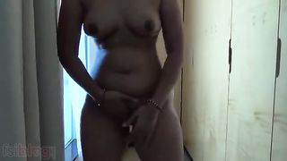 Indian Aunty dirty talk! Hot desi sex with her real devar