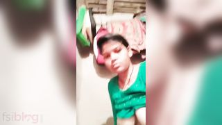 Sexy and slutty Village Girl Showing Her Body Parts
