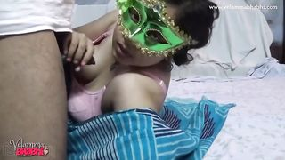 South Indian Velamma Bhabhi Blowjob