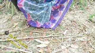 Indian couple fucking outdoor
