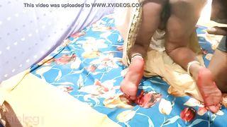 Indian Sex In Blue Saree Village Sex