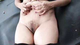 Fucking My Stepmom In a Delhi Public Park – Risky Sex