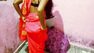 Indian bhabhi has hard sex with boyfriend