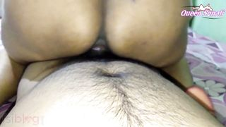 Milf Wife Riding Husband's Brother's Dick In Reverse Cowgirl