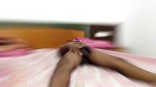 Queen Stepsister Sonali Riding Cousin Brother Dick