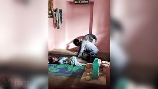 Desi cheating wife illicit sex with lover