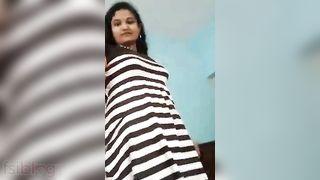 Bengali wife hot selfie nude MMS clip