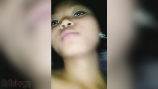 Tripura legal age teenager hotty sex episode with her cousin stepbrother